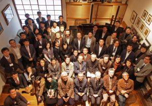 1995年卒業生が20年会を開催
