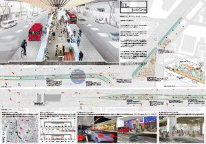 千葉研究室が< としまアンダーハイウェイ・デザインコンペ >にて優秀賞を受賞しました