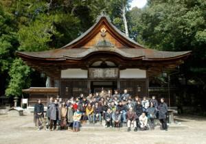 建築史実習 (関西建築旅行)を行いました。