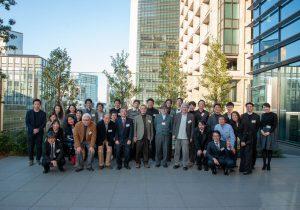 2008年卒業生が10年会を開催