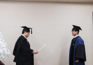 宮田君(D3),今関君(M2),丹羽君(B4)に工学系研究科長賞が授与されました