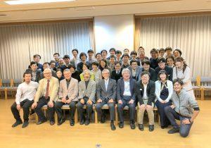 2009年卒業生が10年会を開催